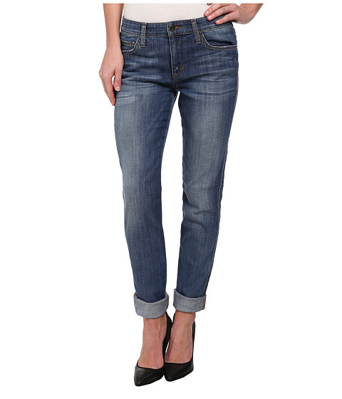 Joe's Jeans - Fahrenheit Boyfriend Slim in Claudine (Claudine) Women's Jeans