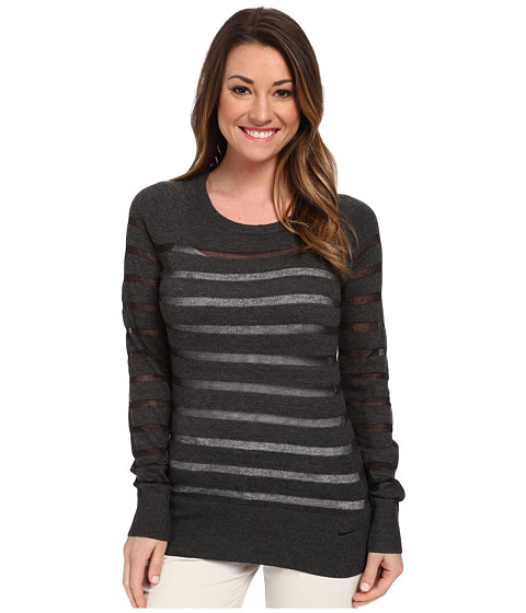Nike Golf - Crew Sweater (Black/Black) Women