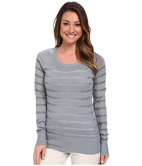 Nike Golf - Crew Sweater (Dove Grey/Dove Grey) Women's Sweater