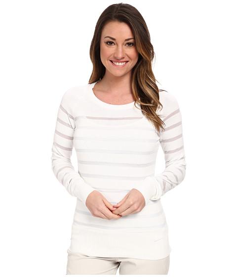 Nike Golf - Crew Sweater (White/White) Women