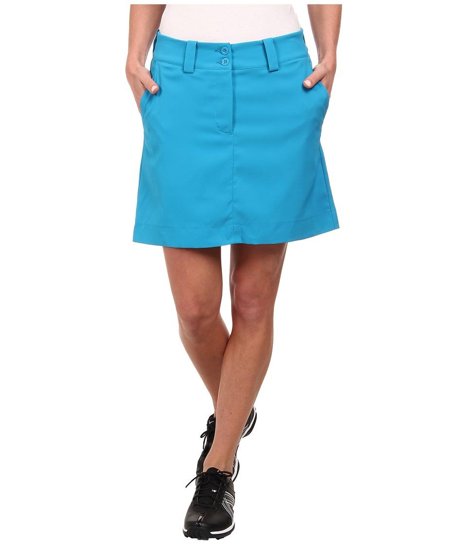 Nike Golf Modern Rise Tech Skort (Light Blue Lacquer/Light Blue Lacquer) Women
