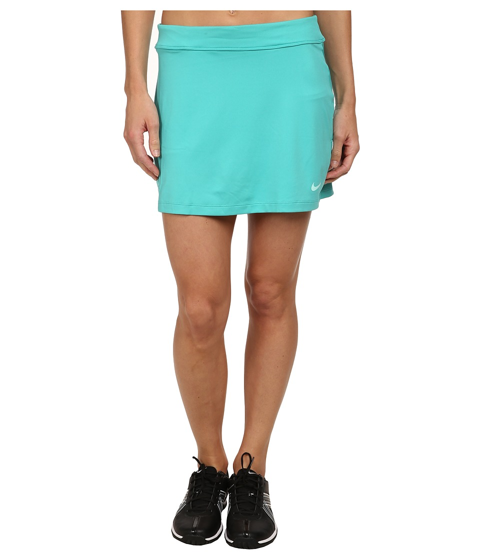 Nike Golf - Nike Short Fairway Drive Skort (Light Retro/Light Retro/Artisan Teal) Women