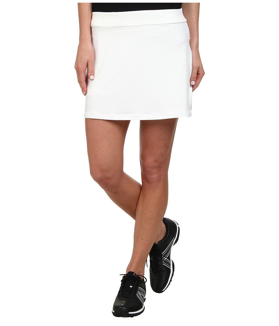 Nike Golf - Nike Short Fairway Drive Skort (White/White/Wolf Grey) Women's Skort