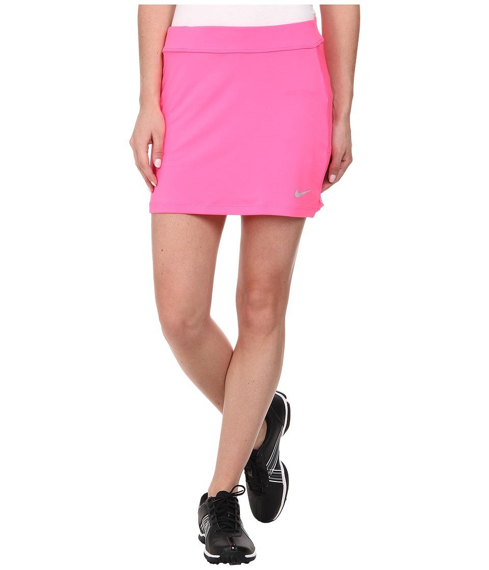 Nike Golf - Nike Short Fairway Drive Skort (Pink Pow/Pink Pow/Wolf Grey) Women's Skort