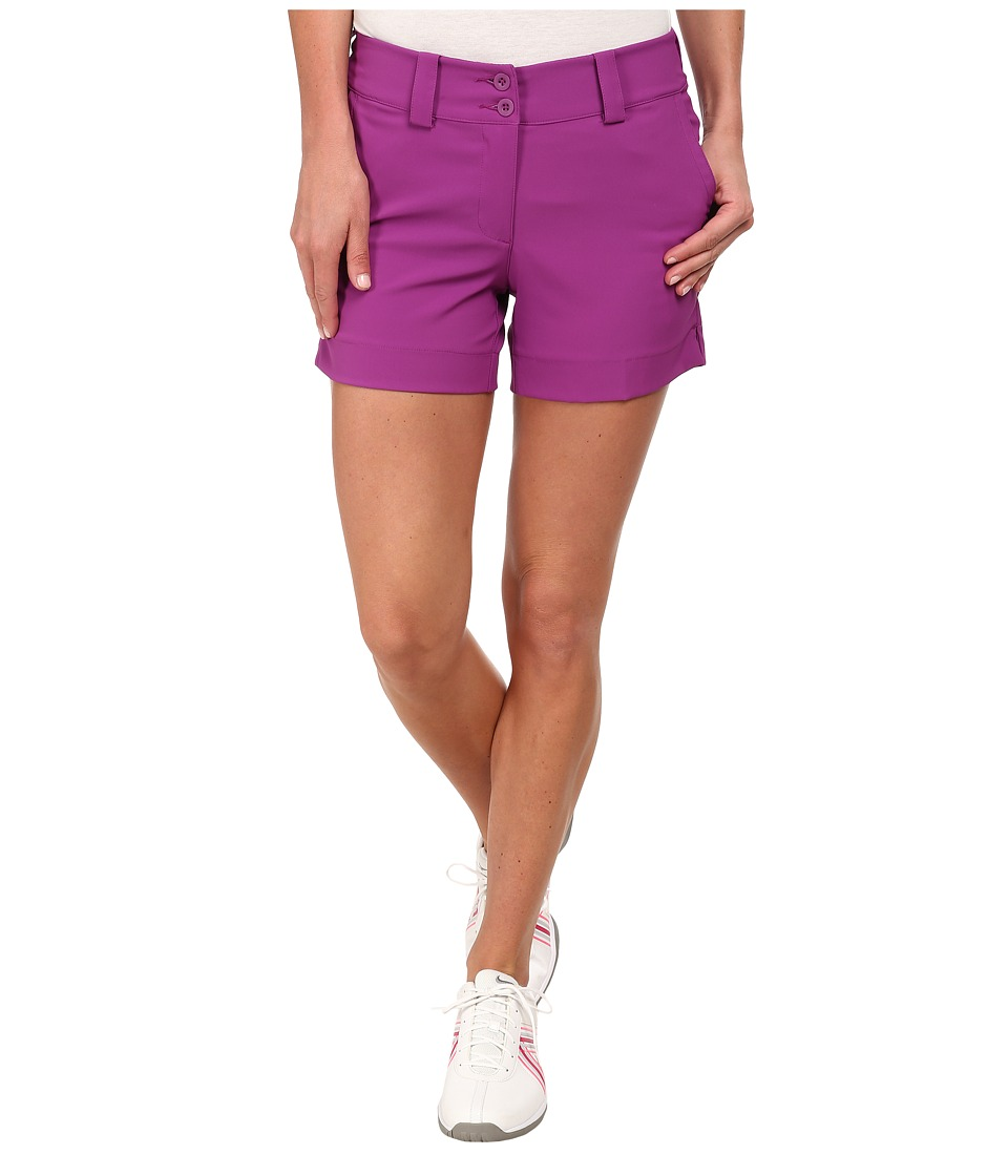 Nike Golf - Modern Rise Sporty Short (Bold Berry/Bold Berry) Women's Shorts