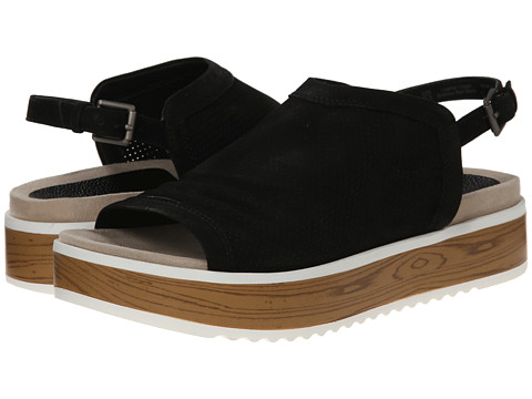 Naya - Uno (Black Nubuck) Women's Sandals