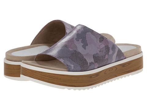 Naya - Ursa (Lavender Camo Printed Leather) Women's Sandals