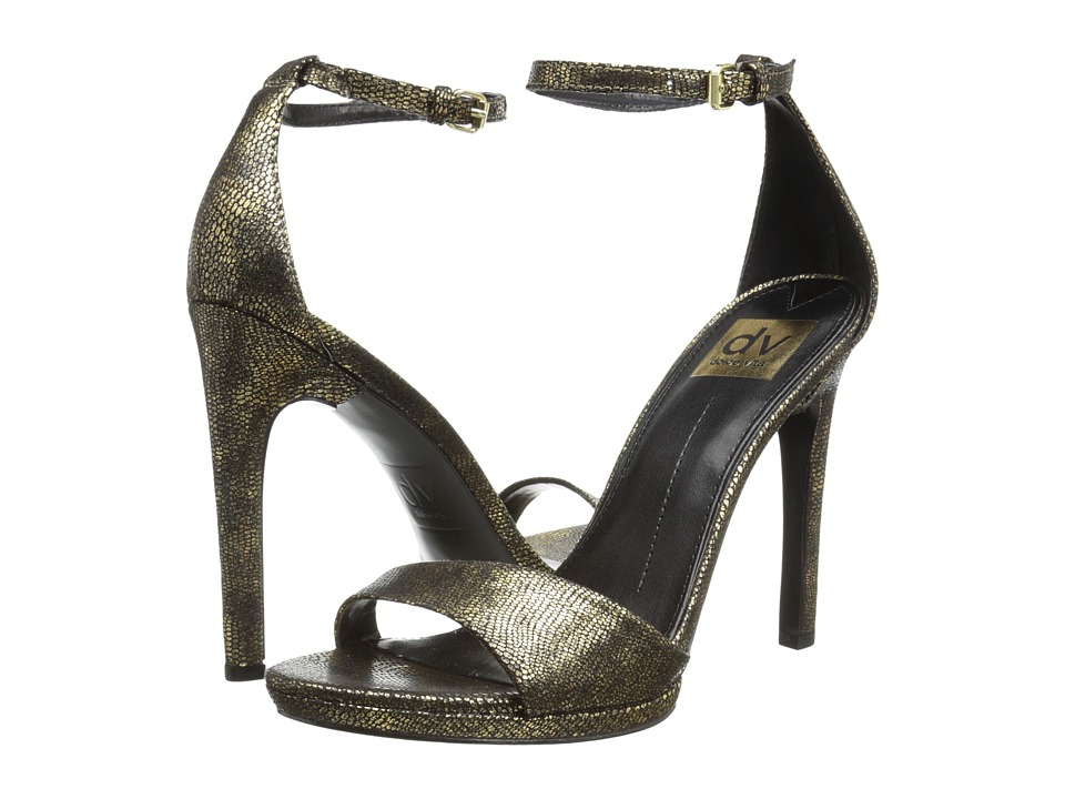 Dolce Vita - Seona (Dark Gold) High Heels