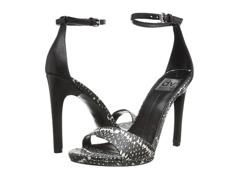 Dolce Vita - Seona (Black/White) High Heels