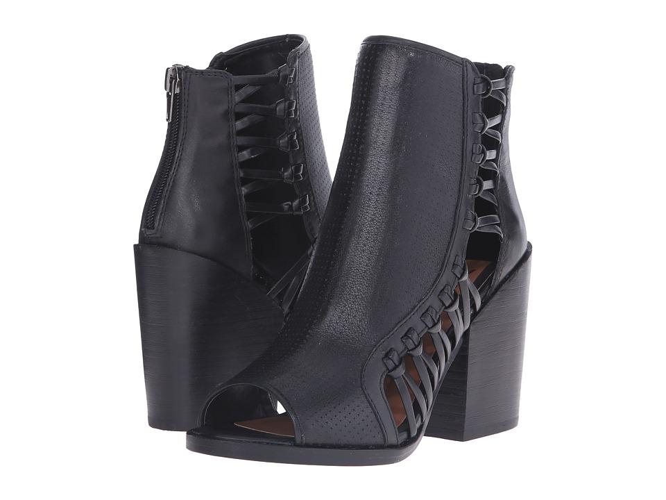 DV by Dolce Vita - Malak (Black) Women's Zip Boots