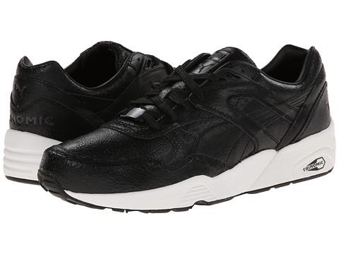 PUMA Sport Fashion - R698 Trinomic Crckl (Black) Men