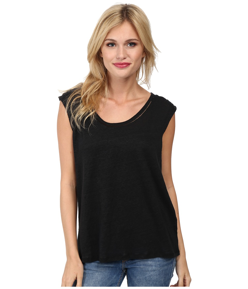Paige - Barry Tee (Black) Women