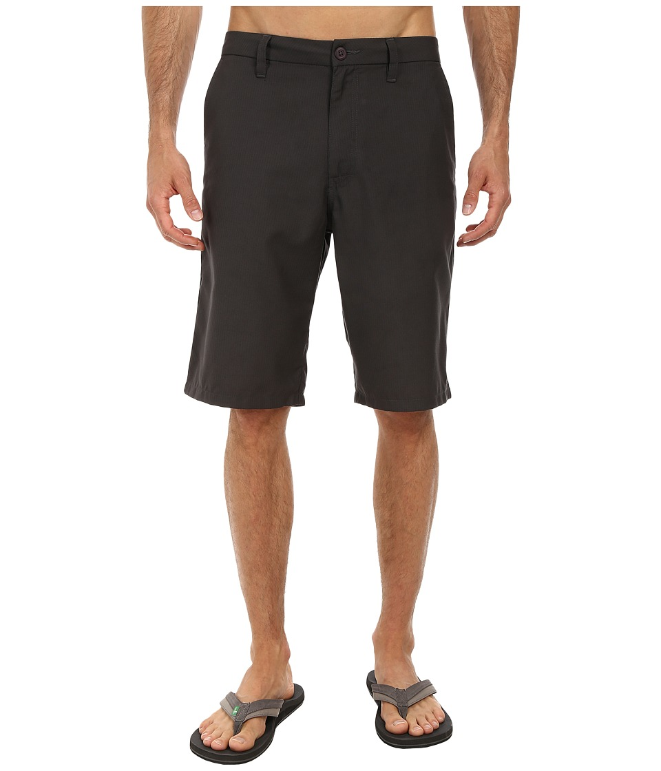 O'Neill - Delta Stripe Walkshort (Steel Grey) Men's Shorts