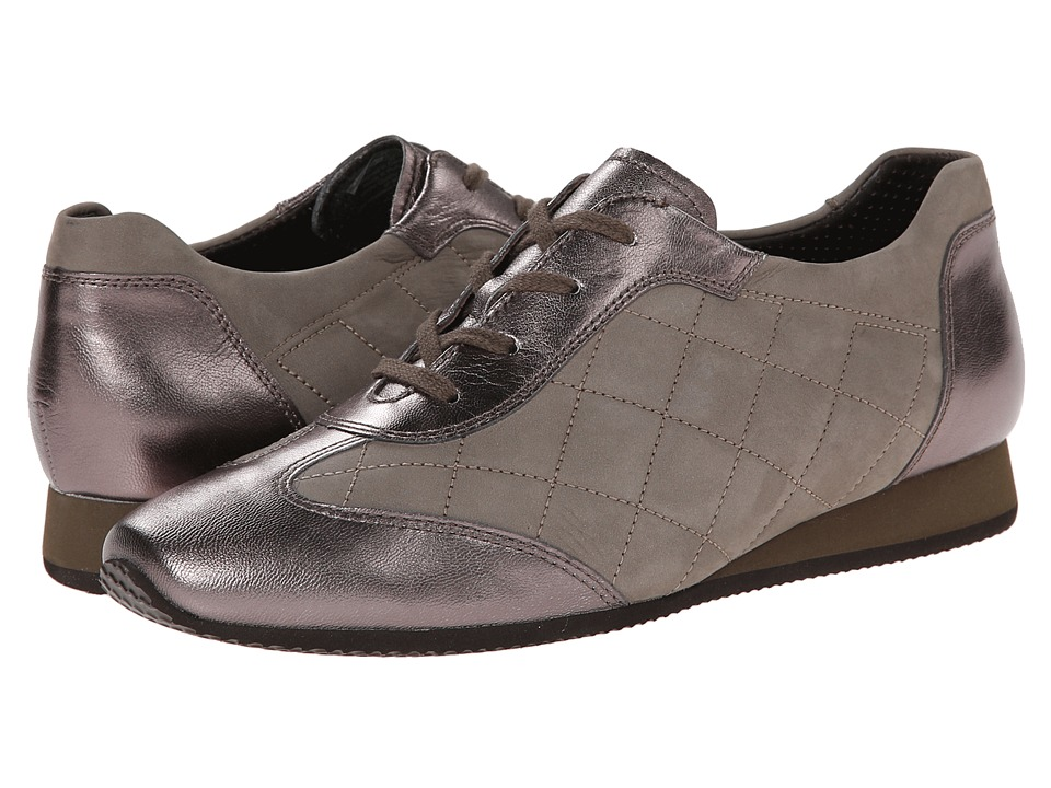 ara Ilana (Grey Nubuk/Titan Metallic) Women