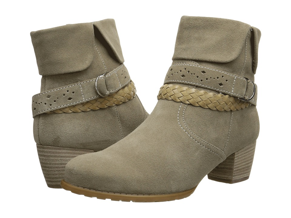 ara - Francesca (Light Taupe Suede) Women