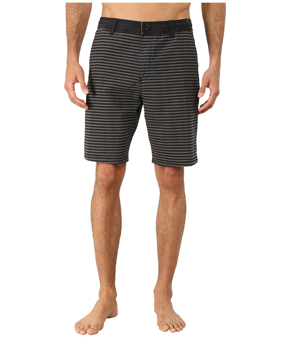 O'Neill - Direction Boardshorts (Black) Men's Swimwear