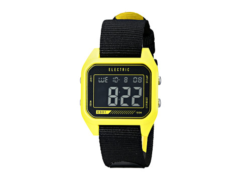 Electric Eyewear - ED01 Nato (Yellow/Color Block) Watches