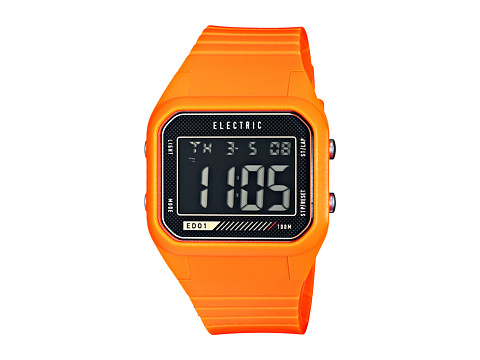Electric Eyewear - ED01 PU (Orange Blast) Watches