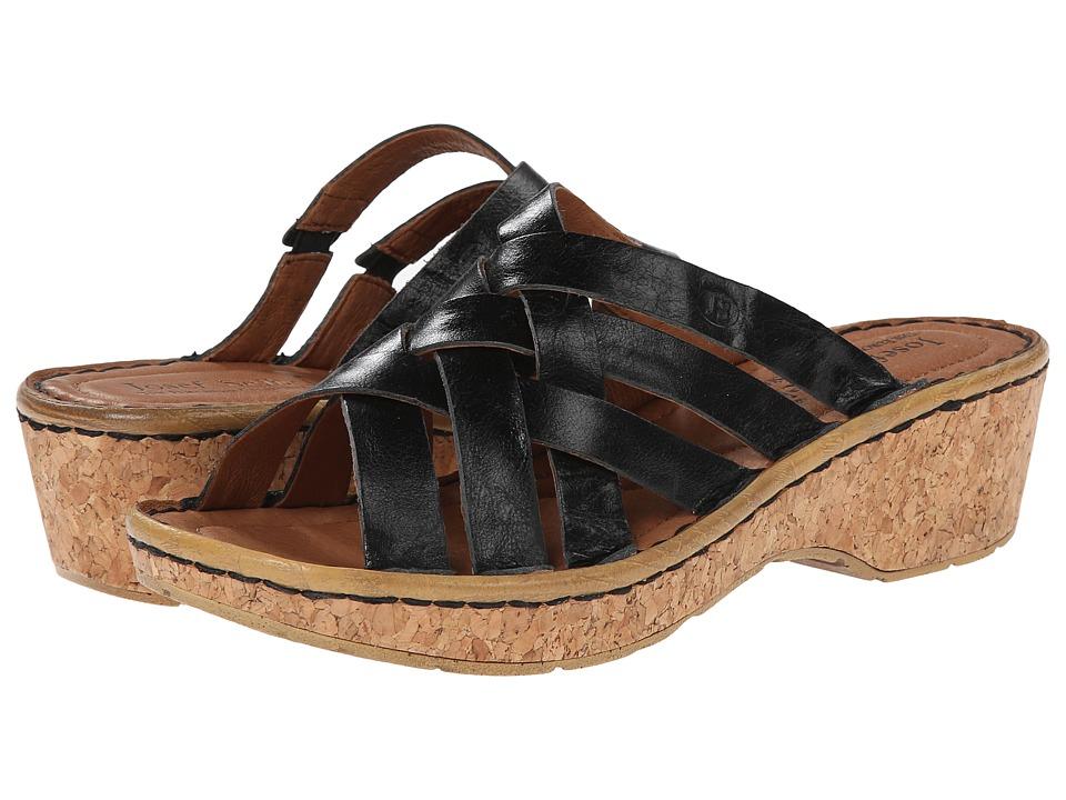 Josef Seibel - Kira 11 (Black Dolomite) Women's Shoes