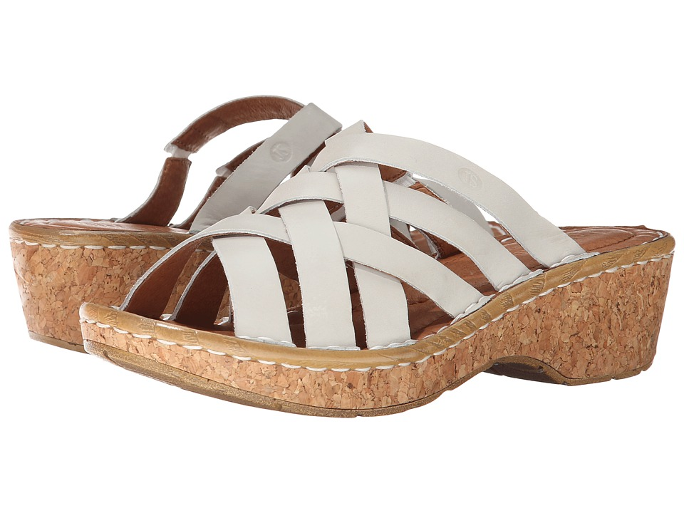 Josef Seibel - Kira 11 (White Canyon) Women's Shoes
