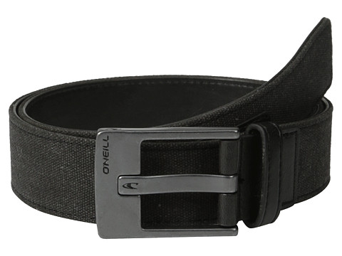 O'Neill - Emulating Belt (Black) Men's Belts