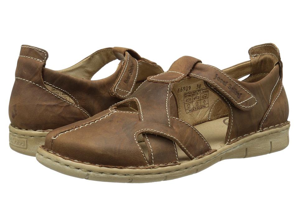 Josef Seibel - Amanda 09 (Bark Capri) Women's Flat Shoes