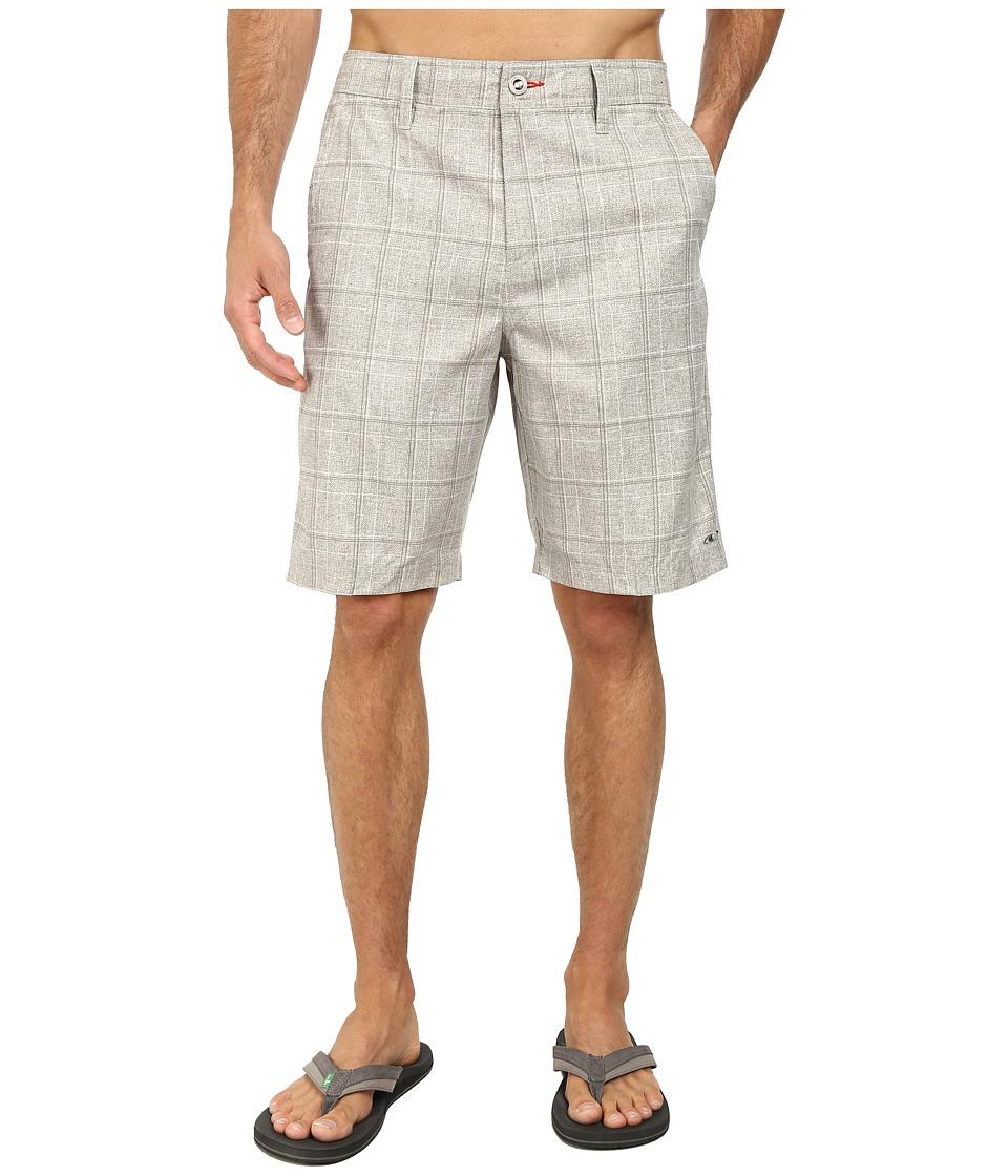 O'Neill - Exec Hybrid Boardshorts (Khaki) Men's Swimwear