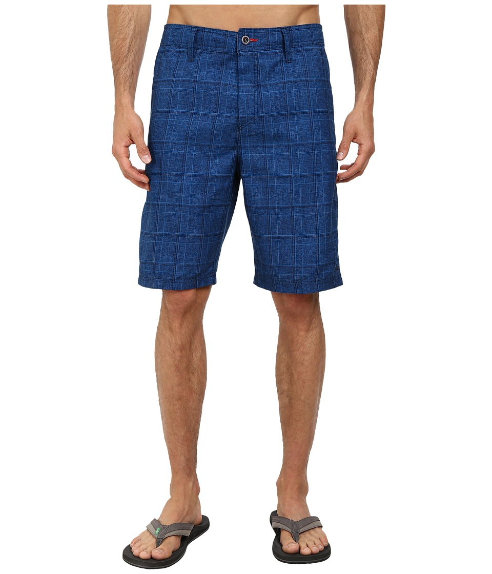 O'Neill - Exec Hybrid Boardshorts (Navy) Men's Swimwear