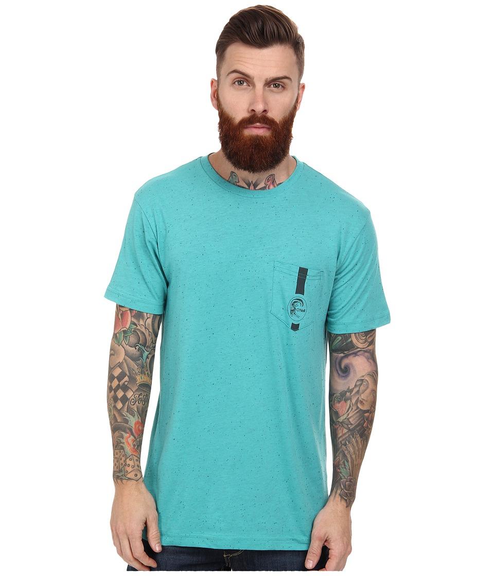 O'Neill - Rocket S/S Screen Tee (Aloe) Men's T Shirt