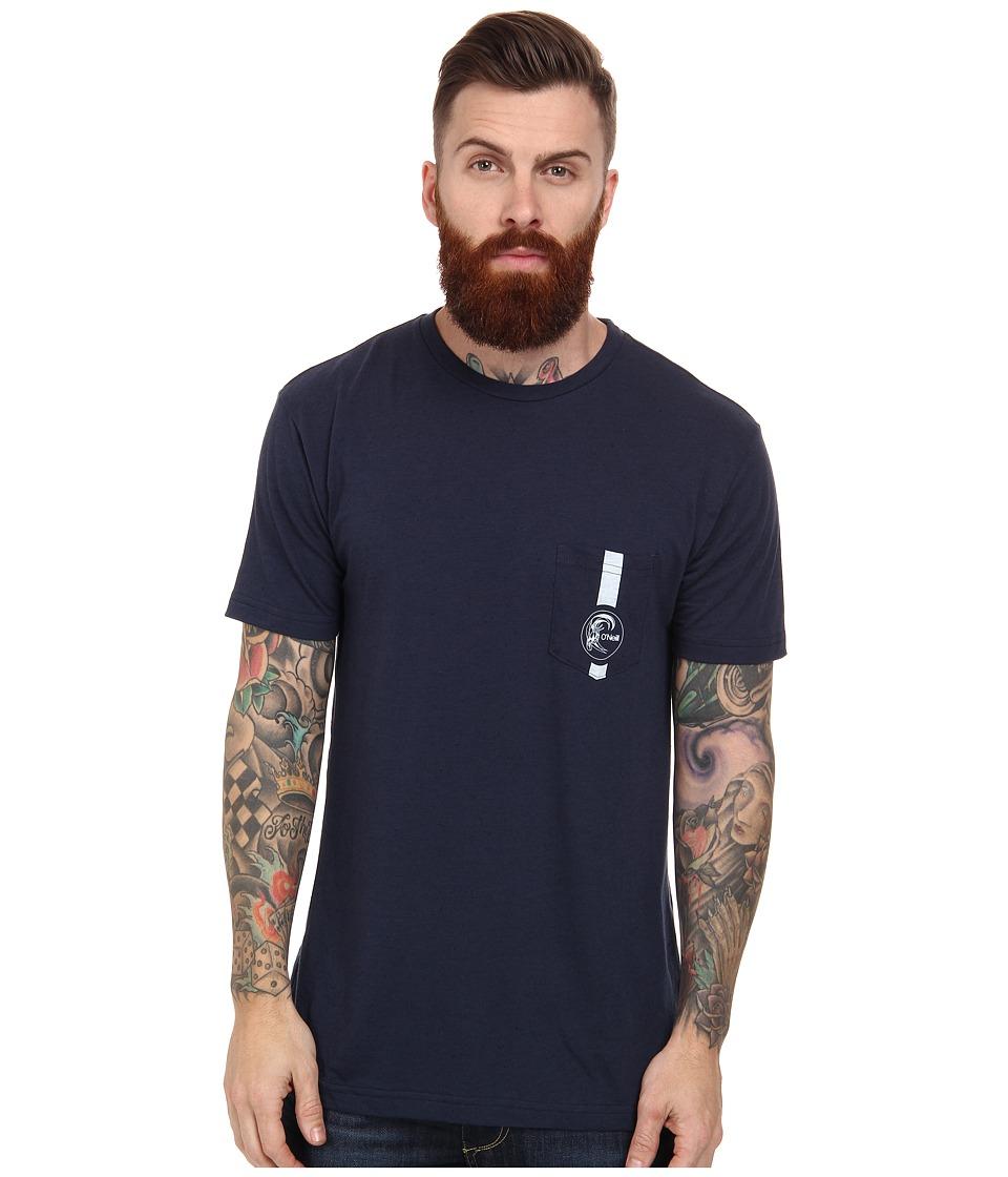 O'Neill - Rocket S/S Screen Tee (Navy) Men's T Shirt