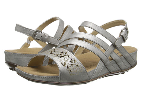 Romika - Fidschi 31 (Silver Antik Metallic) Women's Sandals