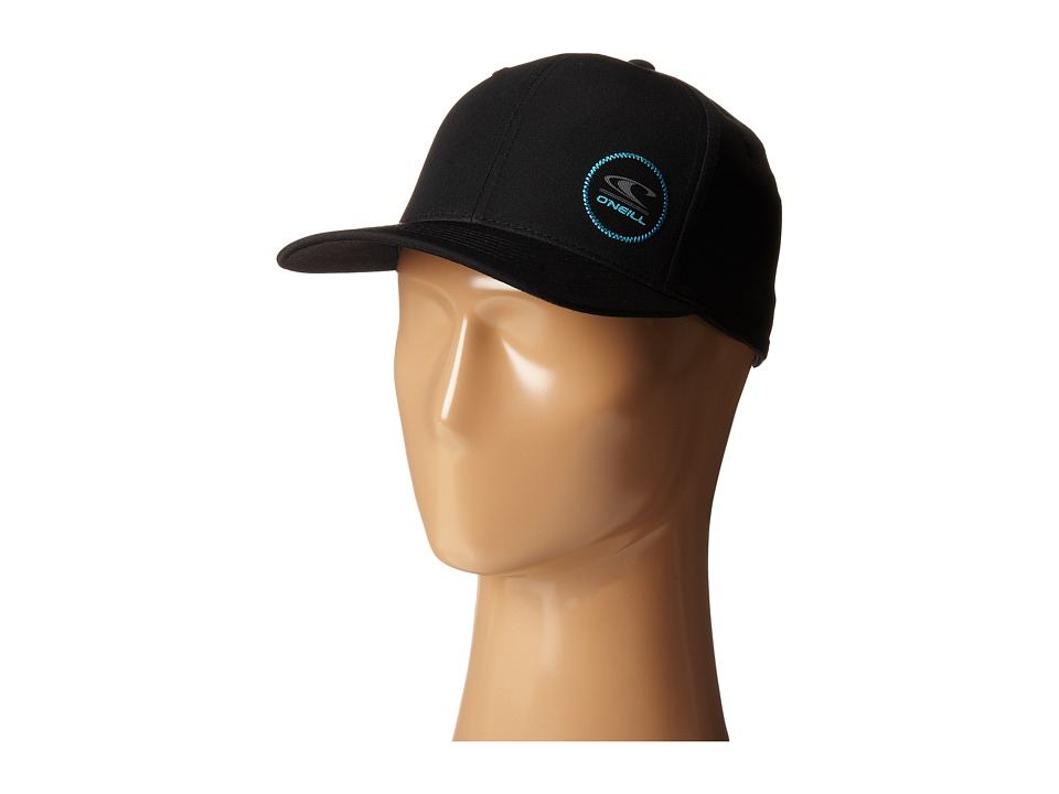 O'Neill - Santa Cruz Baseball Caps (Black) Baseball Caps