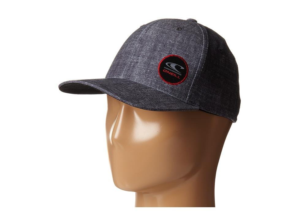 O'Neill - Santa Cruz Baseball Caps (Charcoal) Baseball Caps
