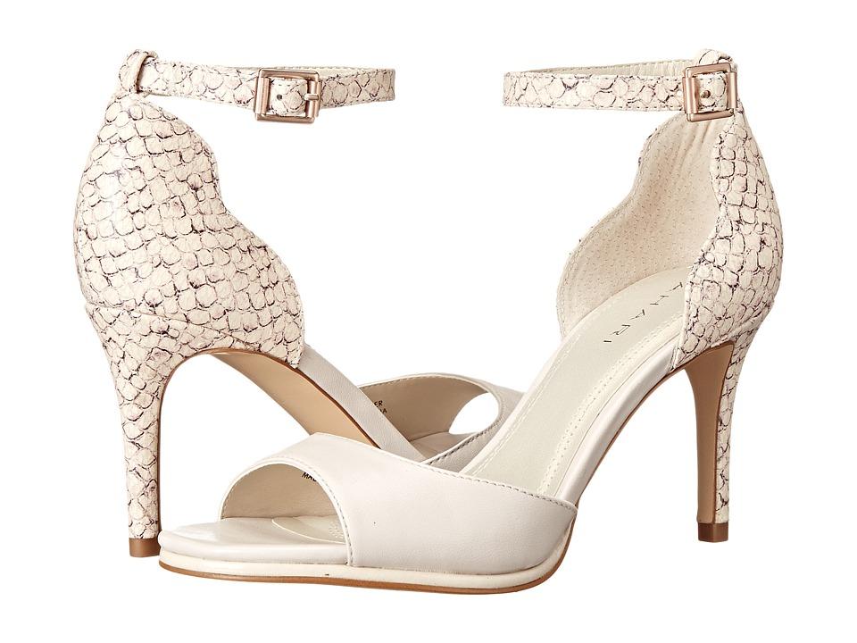 Tahari - Gea (Dune/Stone/White) High Heels