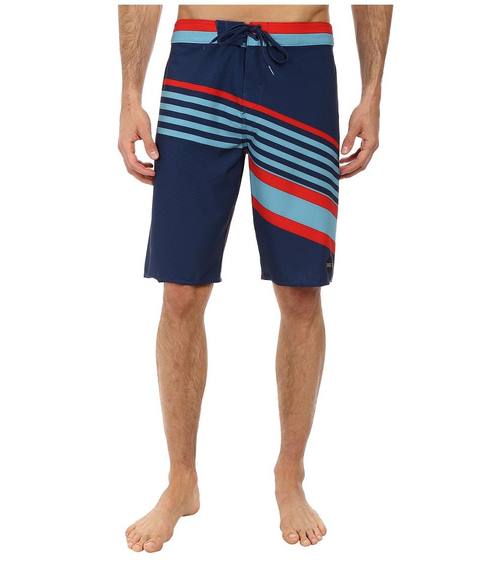 O'Neill - Flexin Boardshorts (Dark Navy) Men's Swimwear