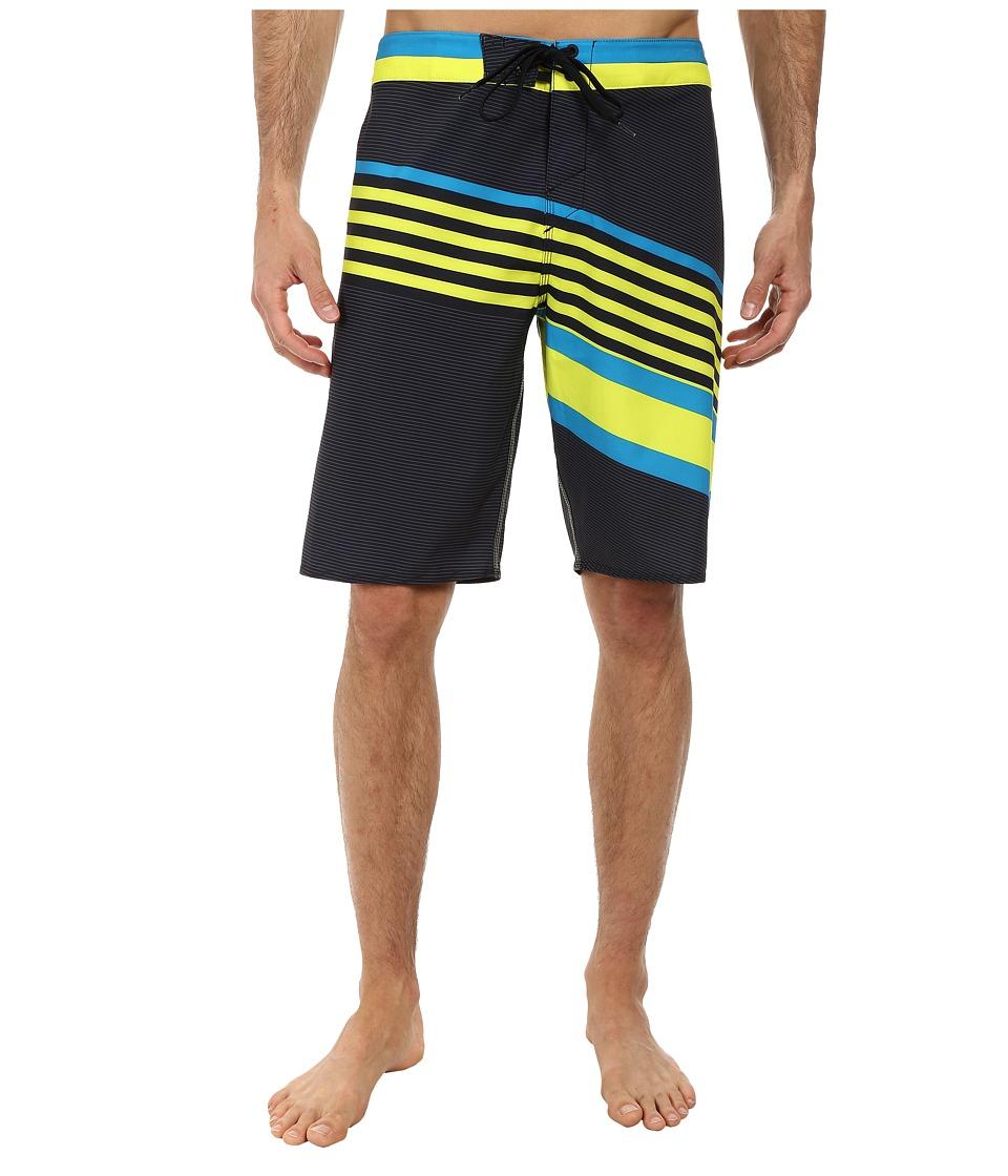 O'Neill - Flexin Boardshorts (Black) Men's Swimwear