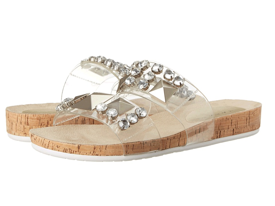 Tahari - Phenom (Clear) Women's Sandals