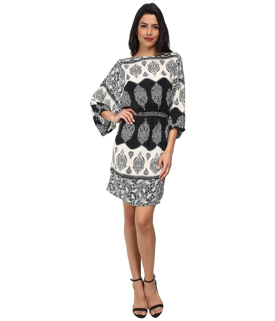 Tolani - Toni Dress (Black White) Women's Dress