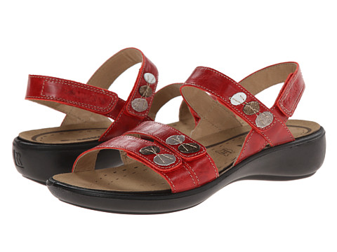 Romika - Ibiza 55 (Red Dolomite) Women's Sandals