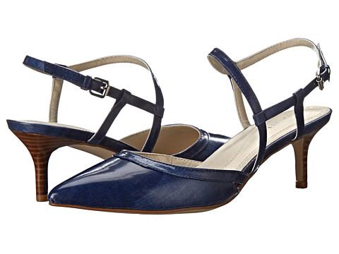 Tahari - Rommy (Blue) Women's 1-2 inch heel Shoes
