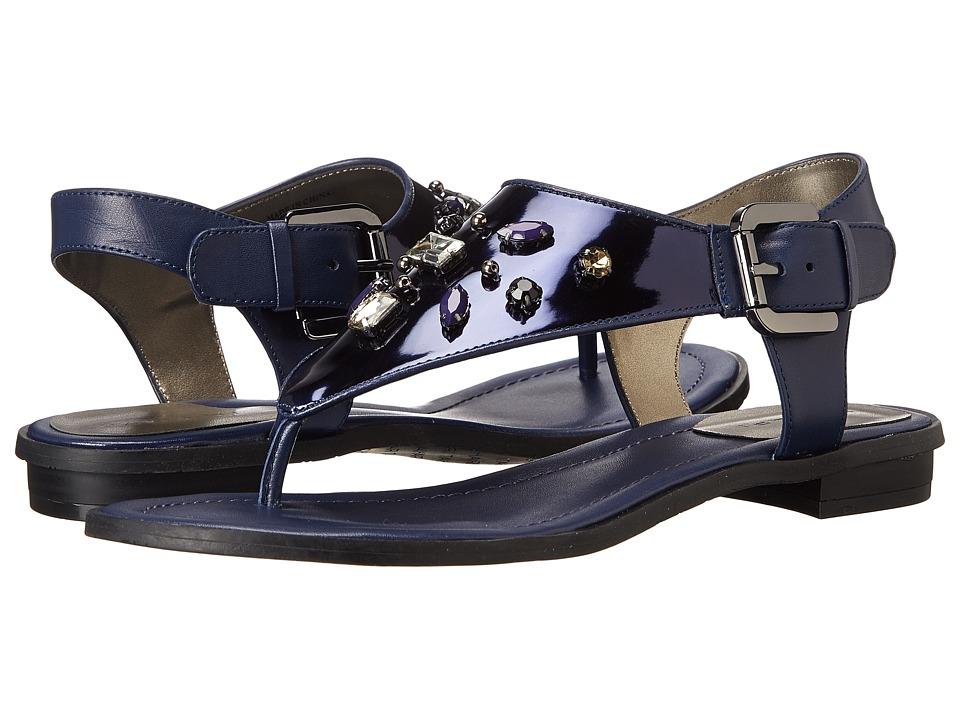 Tahari - Ashley (Navy) Women's Sandals