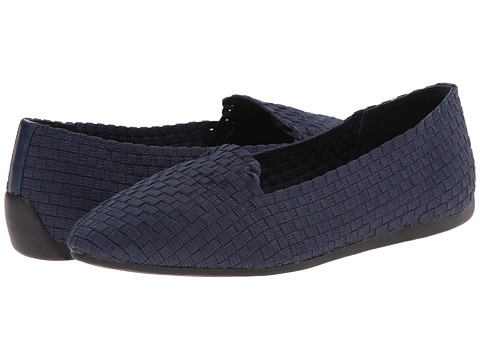 Tahari - Kiri (Navy) Women's Slip on Shoes
