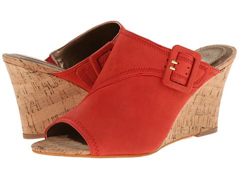 Tahari - Pearl (Red) Women's Wedge Shoes