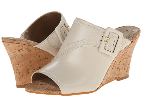 Tahari - Pearl (Warm White) Women's Wedge Shoes