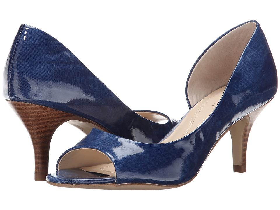 Tahari - Race (Blue) High Heels