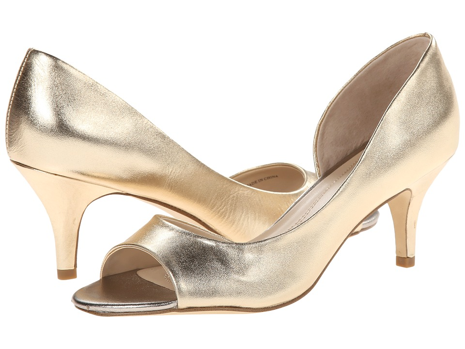 Tahari - Race (Gold) High Heels