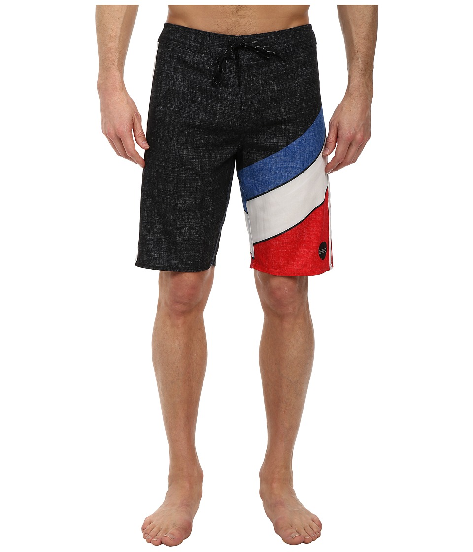 O'Neill - Jordy Freak Superfreak Series Boardshort (Black) Men's Swimwear