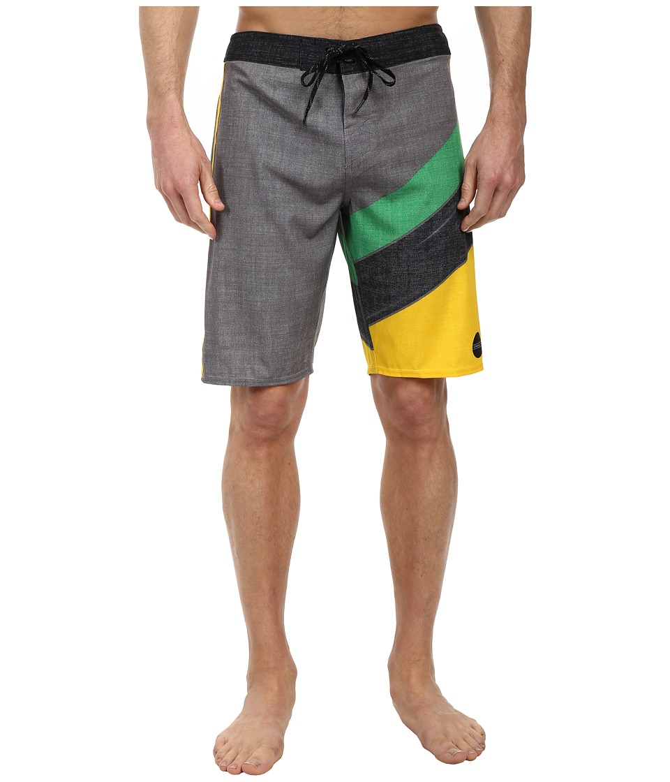 O'Neill - Jordy Freak Superfreak Series Boardshort (Green) Men's Swimwear