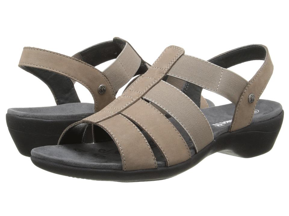 Romika - Palma 05 (Taupe Cow Nubuk) Women's Shoes