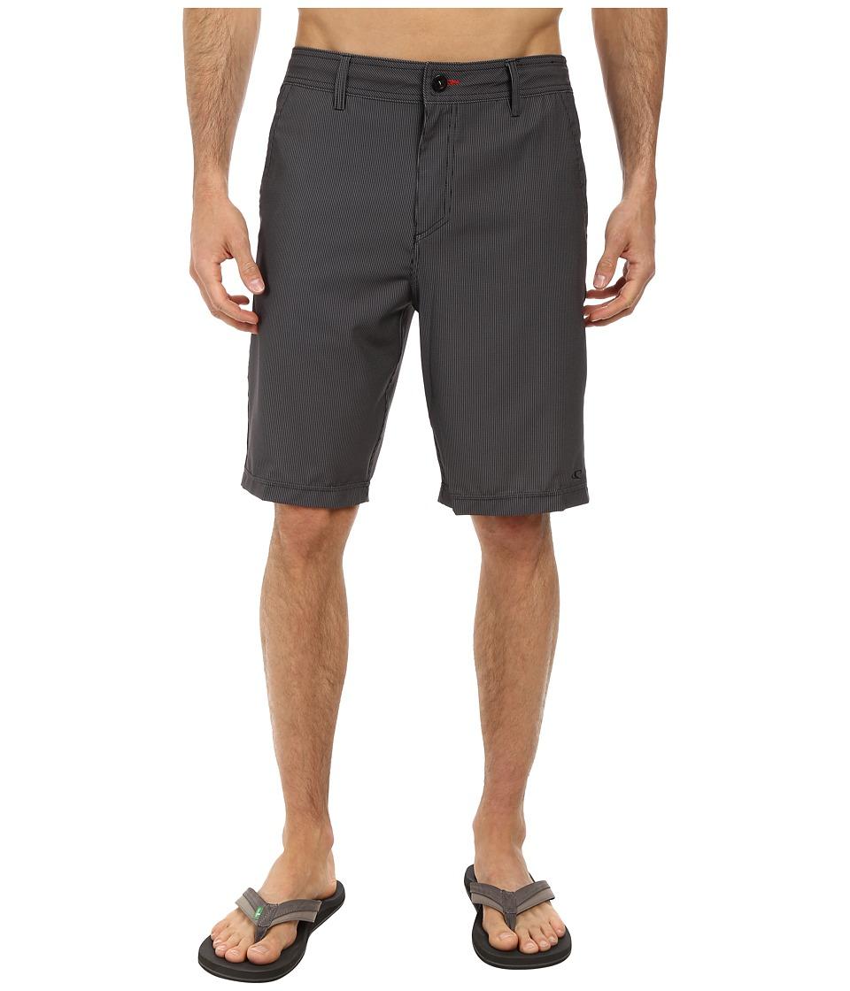 O'Neill - Hadouken Hybrid Boardshorts (Black) Men's Swimwear